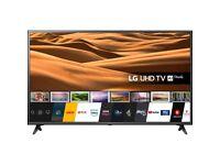 BRAND NEW LG 50UM7510PLA LED HDR 4K Ultra HD Smart TV, 50, with Freevi