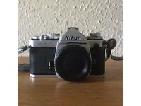 Nikon Film Camera FM3A