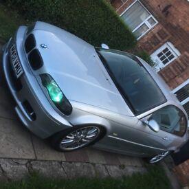 BMW 318 CI SE 2002 M SPORTS BODYKIT LEATHERS SPOILERS ALLOYS ALARM AMPLIFIER LEADS CRYSTAL LIGHTS
