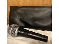 Microphone dynamic Shure PG58 with extras