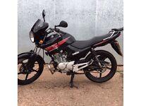 Yamaha Ybr 125cc Motorbike £1250