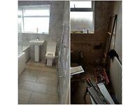 Bathroom Fitter/ Tiler
