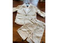 Boys suits, NEXT, shirt, trousers, jacket. Age 6-9 months