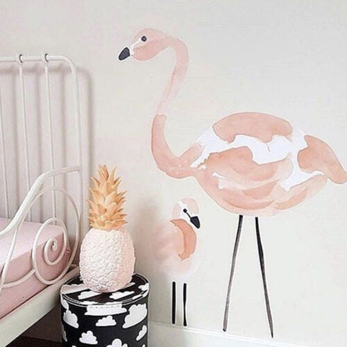 Cute DIY Colorful Wall Sticker Nursery Bedroom Wall Decal Ho