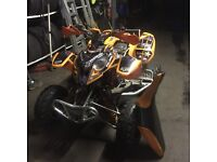 Polaris predator 500cc road legal