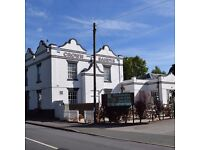 Head Chef at The Crown & Sandys, Ombersley