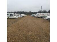 Caravan Storage Essex