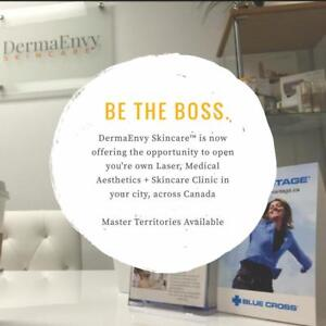 Business Opportunity - Turn-Key Medical Aesthetics, Laser + Skincare Clinic