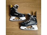 Ice Hockey skates, Bauer S170, UK size 5.5 (Eur 38.5)