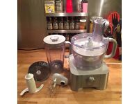 Kenwood Multipro FP910 Food Processor with 3L bowl, 1.5L blender and accessories