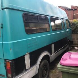 LT 31 / 2.4 diesel 1994 camper van