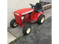 Wheel Horse 101, Fully restored very good condition