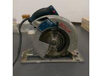 circular saw bosch gks 85 240v