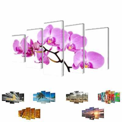 Modern Canvas Home Wall Decor Art Painting Picture Print Fra