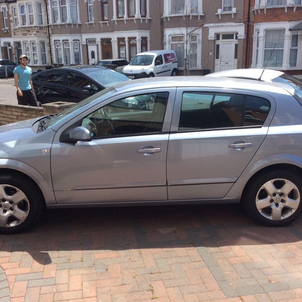 Vauxhall Astra Twinport 5-doors Hatchback New Shape, 2006