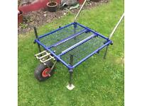 Fishing trolley