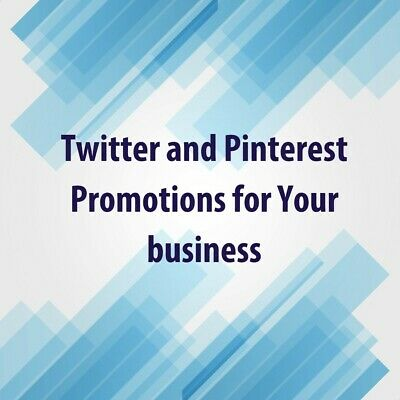 Promote Business Website Traffic Marketing 10 Tweets Pins Social Media
