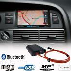 Audi MMI 2G, BLUETOOTH Streaming, Carkit, USB, AUX interface