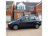 2006 FORD FOCUS C-MAX ZETEC, MOT 12 MONTHS, EXCELLENT CONDITION, FOCUS CMAX