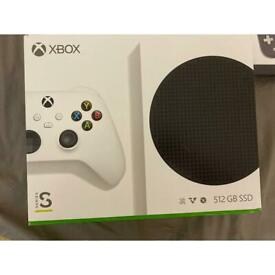 Brand new Xbox series s unopened