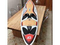 Starboard Acid 80 windsurfing board BRAND NEW inc. DAKINE footstraps