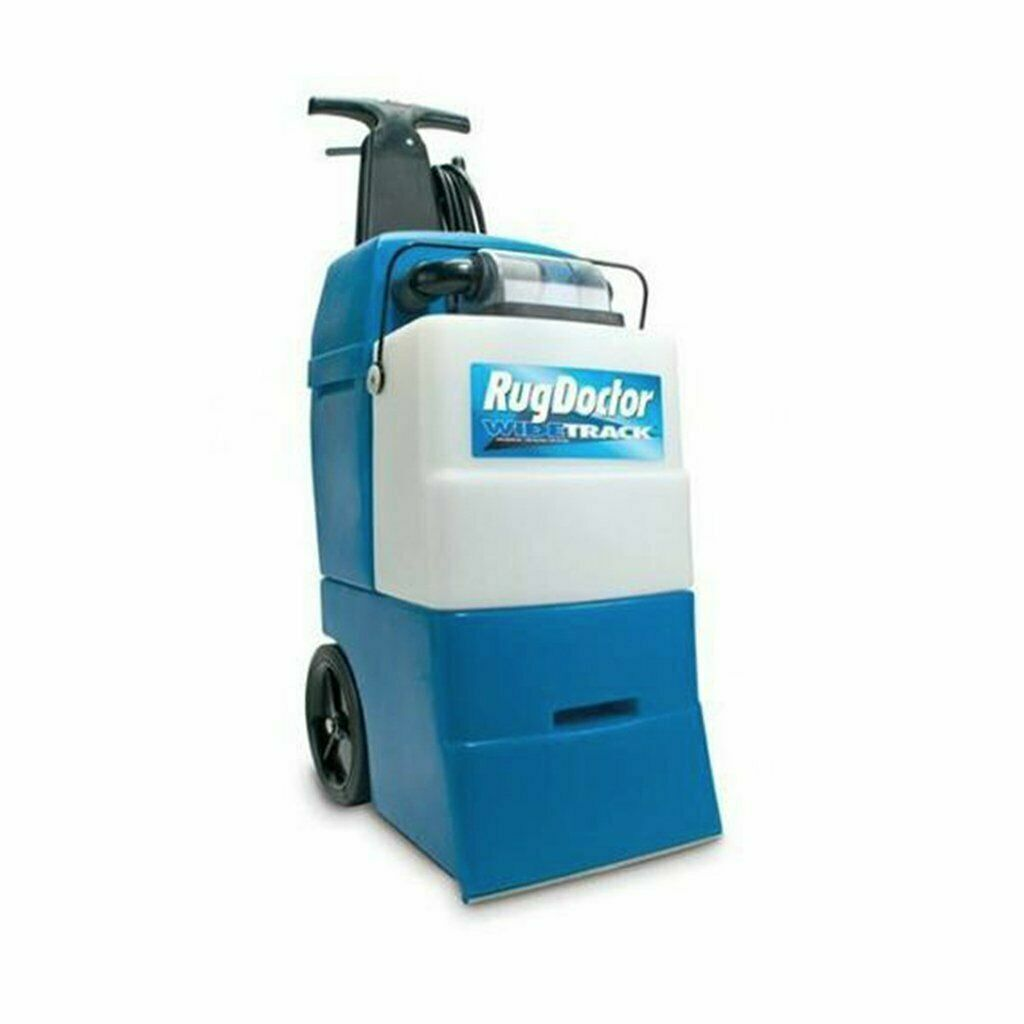 Photo Rug Doctor Wide Track Professional Carpet Cleaner