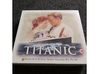 Titanic VHS Collectors Box Edition (1998)