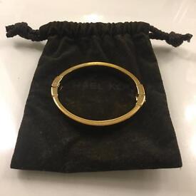 Gold ladies Michael Kors bracelet for sale!