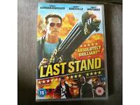 The Last Stand DVD - brand new