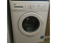 Washing machine Beko WM6120W, hardly used