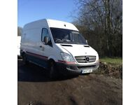 57 reg sprinter mob. 1650. Romford Essex