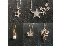 Diamanté Necklaces