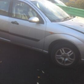 Ford Focus spares 4 alloy wheels with good tyres