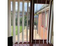 Window blinds (cream) BRAND NEW in original box