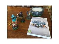Skylanders Spyro's Adventure game and figures