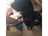 Mother care 360 spin pushchair