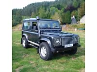 LAND ROVER DEFENDER 90 (COUNTY STATION WAGON) - TD5
