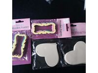 Wooden MDF shapes perfect for crafters!