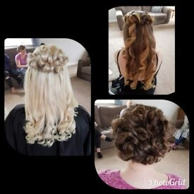 Mobile hair dresser 13 years salon experience