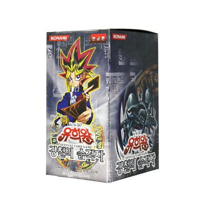 "[Yugioh] ""Metal Raiders"" Booster Box MRD-K / Korean Version !Traceable!"