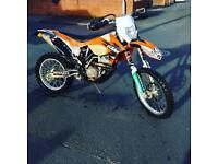 Ktm 350xcf 2011 road registered not yzf, crf, exc, kxf, Rmz , etc