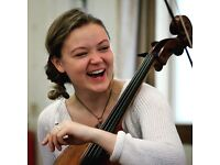 Cello Tuition - Beginners to Advanced