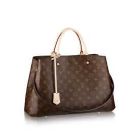 Louis Vuitton GM Montaigne Handbag 100% Genuine! Rrp£1770 nearly new condition!