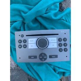 Vauxhall original music player