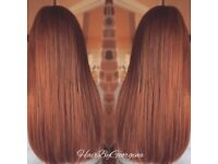 Hair Extensionist supplying Beauty Works & Angel Remy Hair