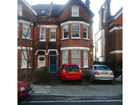 Large 1 double bedroom flat with a living room. Council Tax included. 5mins walk to Streatham Hill