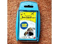 Top Trumps The World Of David Walliams Card Game Collectible Play And Discover