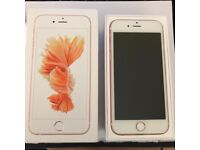 iPhone 6s 64gb Rose Gold VODAFONE