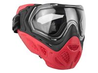 Valken Airsoft Paintball SC Snap Click Profit Goggle Mask System Air Flow