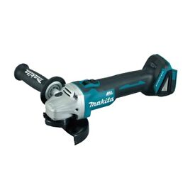 MAKITA 18V LXT DGA454 DGA454Z ANGLE GRINDER BRUSHLESS NEW FREE UK DELIVERY 12 Month Guarantee